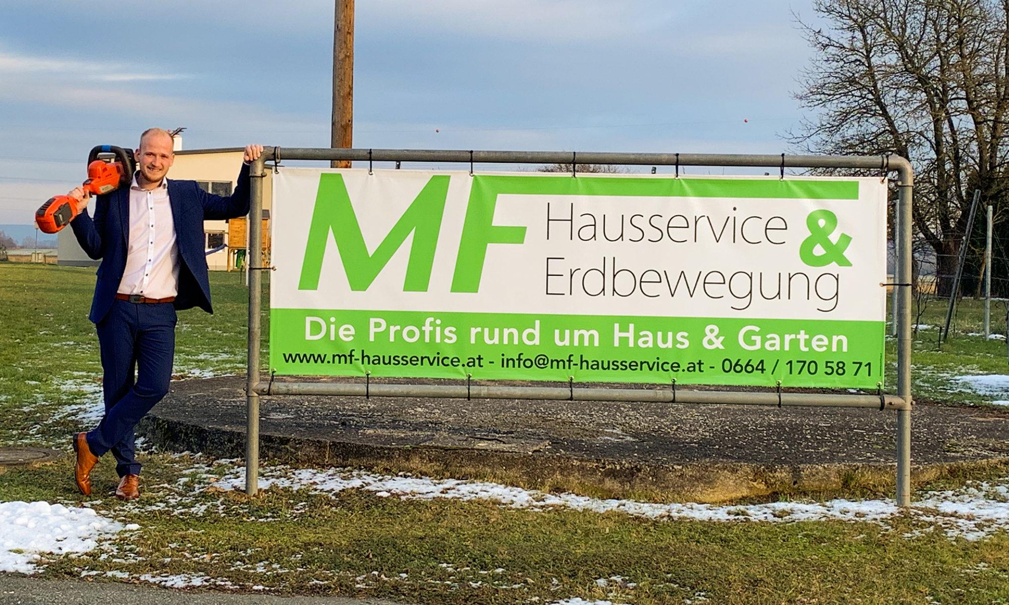 MF Hausservice & Erdbewegung